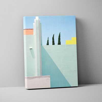 Premium Canvas 20x30cm (8