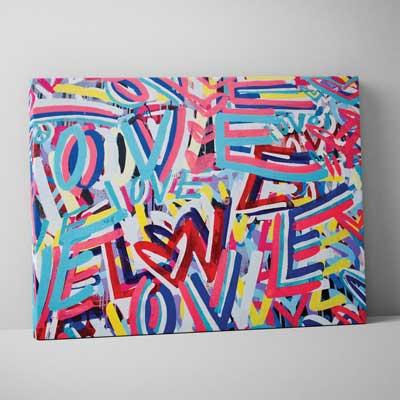 Premium Canvas 50x75cm (20