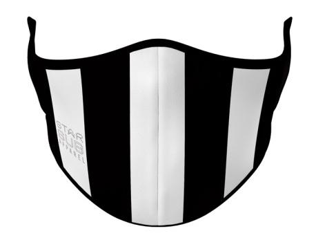 Face Mask - Black & White