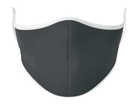 Face Mask - Grey (White Elastic)