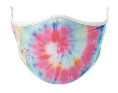 Face Mask - Tie Dye Swirl