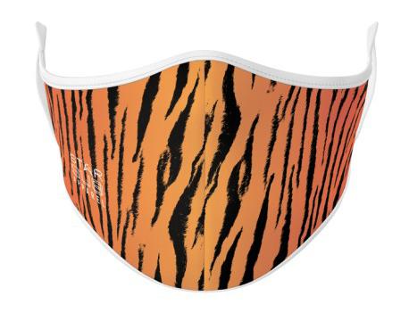 Face Mask - Tiger Print